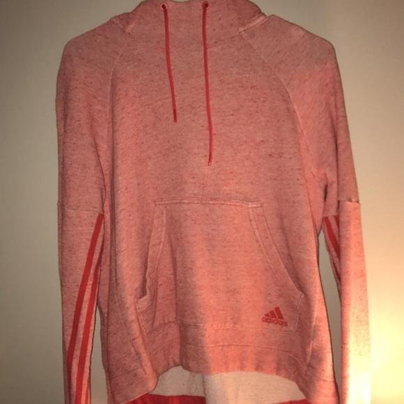 adidas Sweaters - Pink Adidas sweatshirt